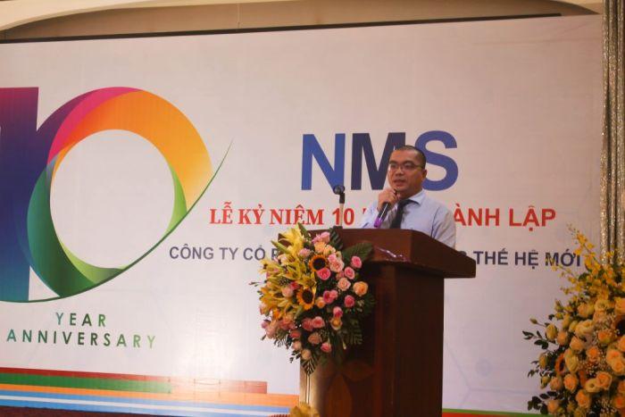 Kỉ niệm 10 năm thành lâp NMS Call Center