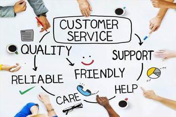 yêu cầu đối với nhân viên chăm sóc khách hàng