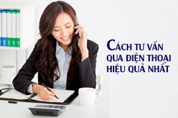 cách tư vấn bán hàng qua điện thoại