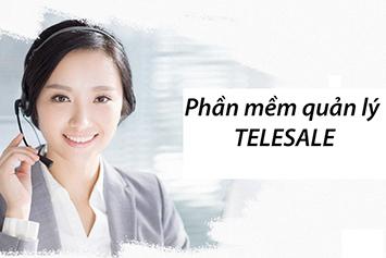 phần mềm quản lý telesales