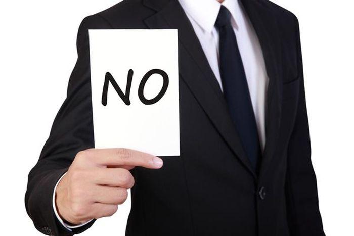 khách hàng luôn có nhiều lý do để từ chối