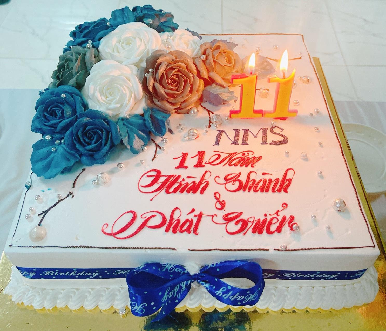 sinh nhật NMS
