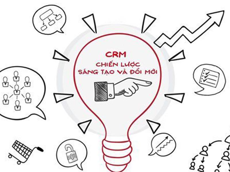 xây dựng chiến lược CRM phù hợp
