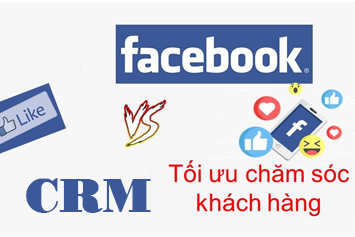 crm tích hợp facebook