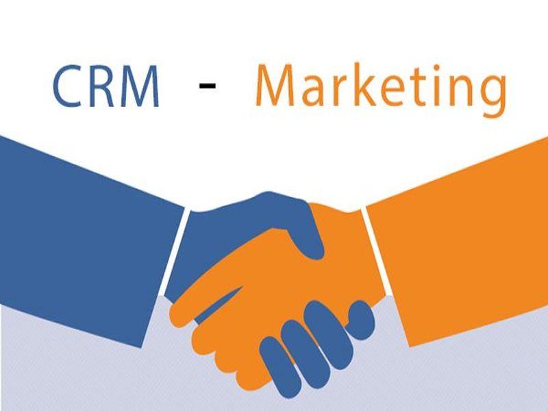 mối quan hệ giữa crm và marketing