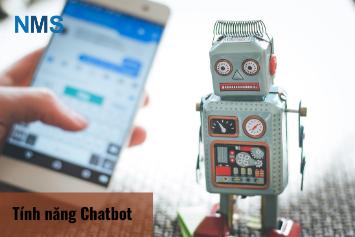 tính năng chatbot